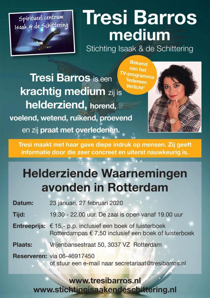 Helderziende Waarnemingen Show @ Rotterdam | Zuid-Holland | Países Bajos