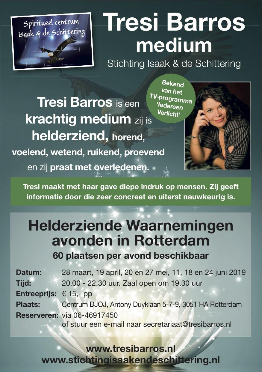 Helderziende Waarnemingen Avond @ Centrum Djoj | Rotterdam | Zuid-Holland | Países Bajos